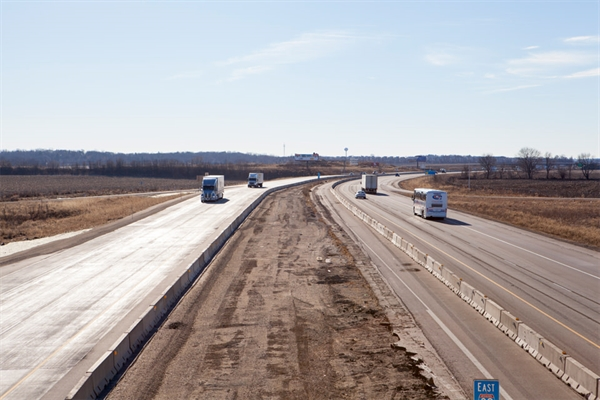 I-90/39 expansion set between Janesville and Beloit